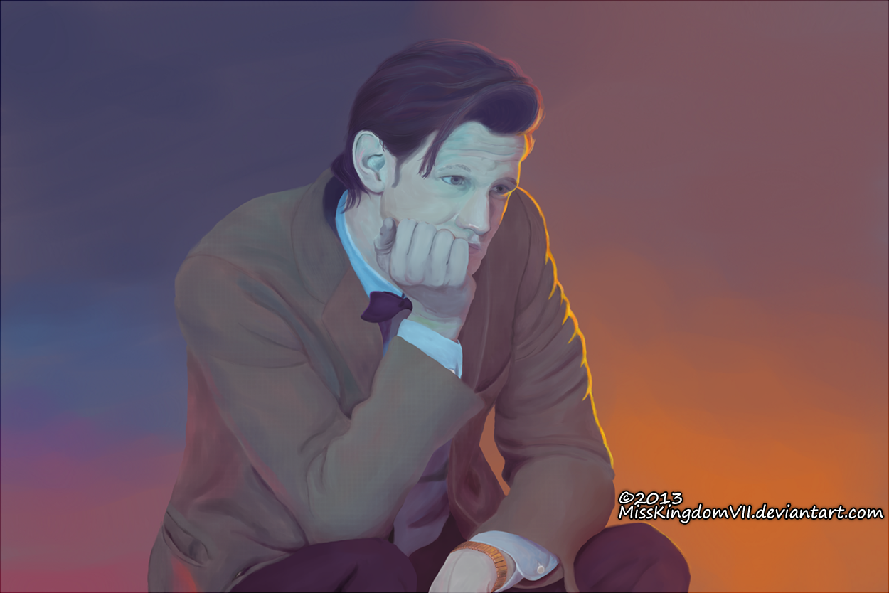 Doctor Who - The Doctor is Lonely by MissKingdomVII