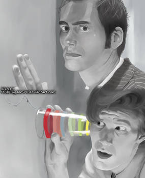 11th and 10th Doctors