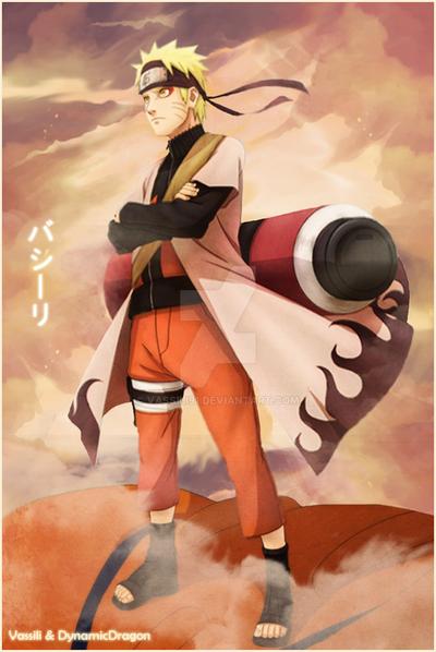 Naruto The New Sage by VASSiLi91