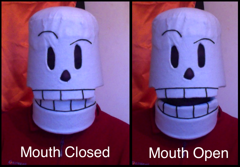 how to make cosplay heads