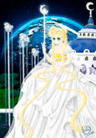 Sailor Moon. Princess Cerenity by Kanochka