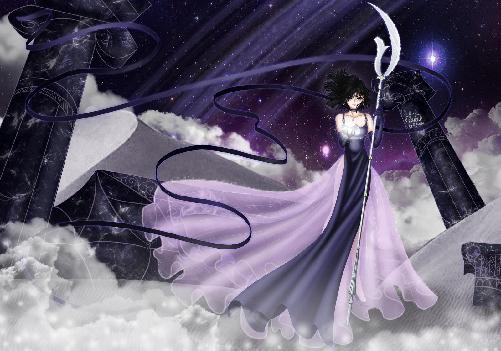 Princess Saturn - Sailor Moon Wallpapers and Images - Desktop ...
