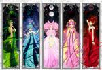Sailor Moon. Princess of minor planets.
