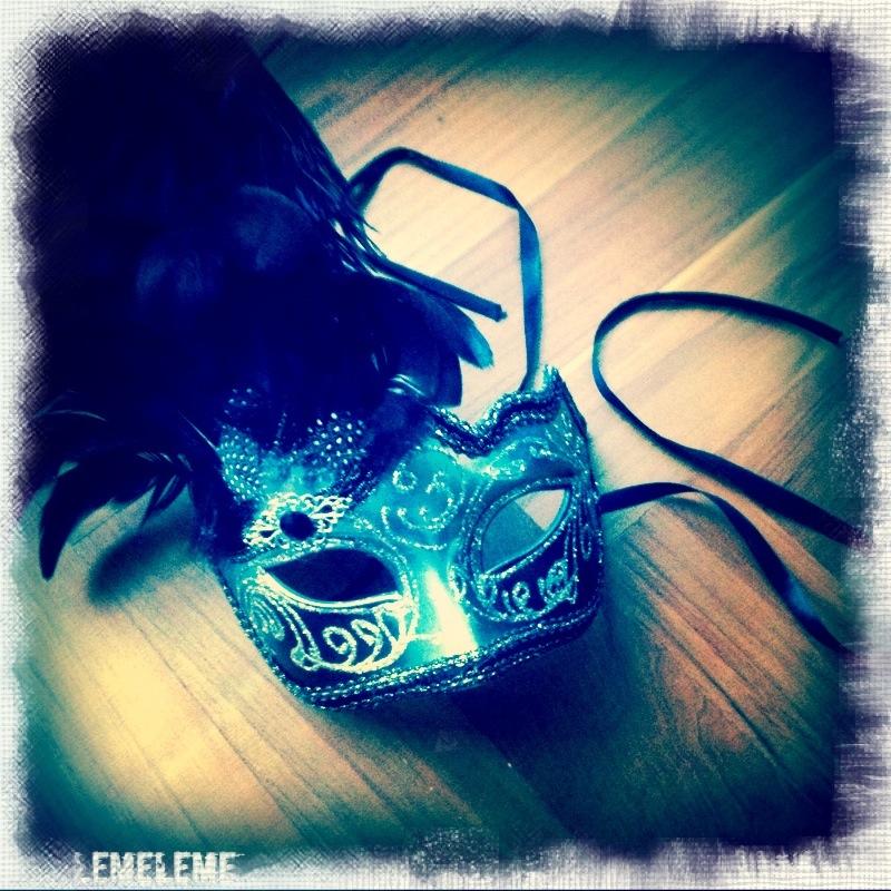 Mask by magisteraya