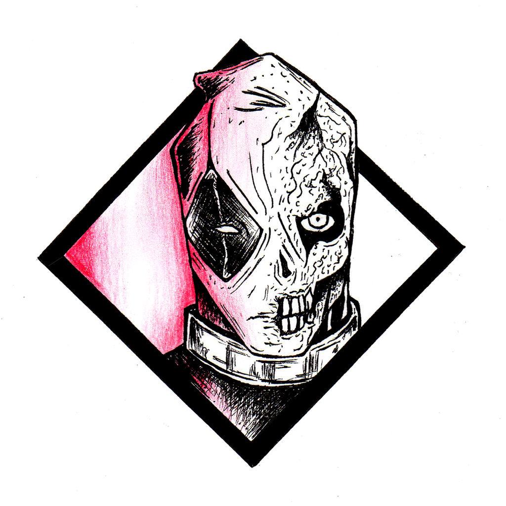 Deadpool Tattoo Design By Jikaartstuff On Deviantart
