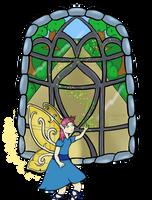 A Window Fairy