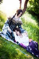 Yuna - Like a mother by SoraPaopu