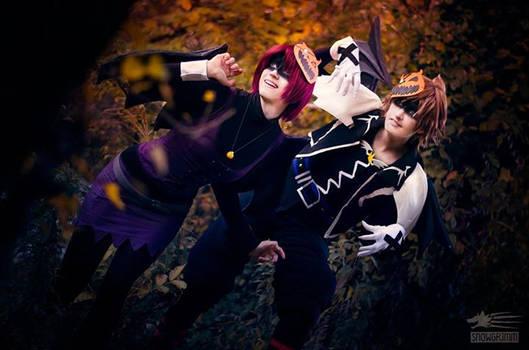 Sora - Happy Halloween