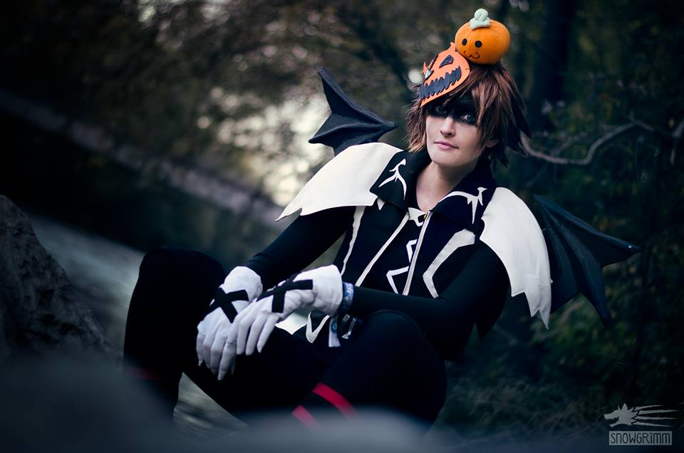 Sora - Welcome to Halloween Town by SoraPaopu