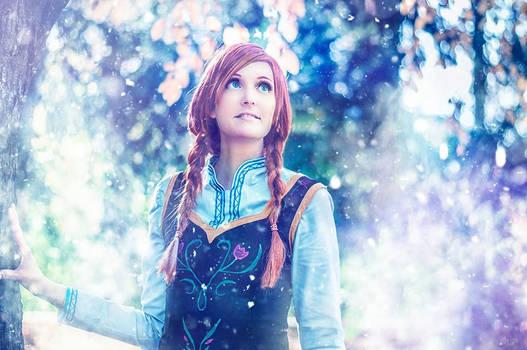 Anna - Beautiful Winter