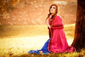 Anna - Fall Sunbath by SoraPaopu