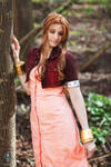 Aerith - Thinking of you by SoraPaopu
