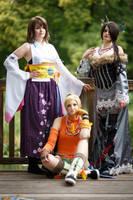 Rikku - Final Fantasy Girls by SoraPaopu