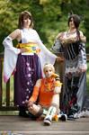 Rikku - Final Fantasy Girls