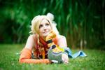 Rikku - Daydreaming