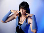 Rinoa - You're going to like me! by SoraPaopu