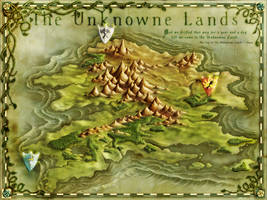 The Unknowne Lands - WIP by Ramah-Palmer