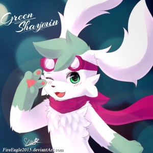 GreenShaymin's Profile Picture