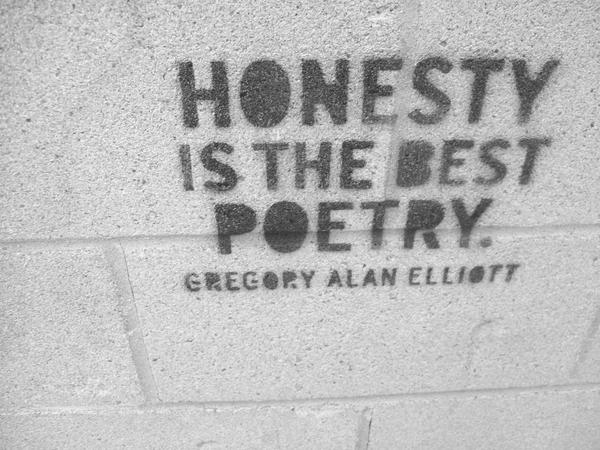 Honest Poems |Honest Poetry