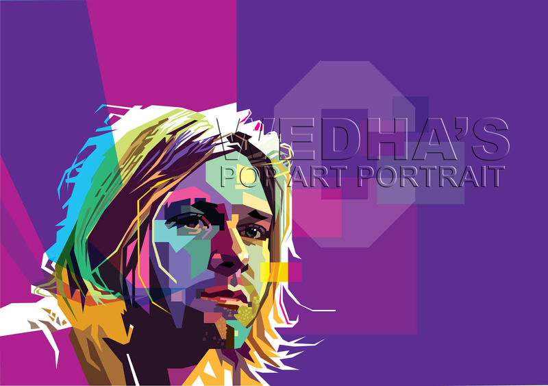 Cobain in WPAP by wedhahai
