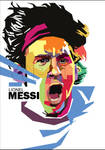 Messi in WPAP
