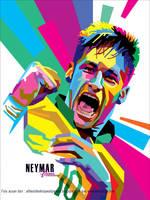 WPAP-Neymar-Web by wedhahai