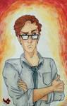 Percy Weasley by Nonoel28