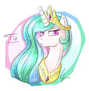Our Picturesque Princess