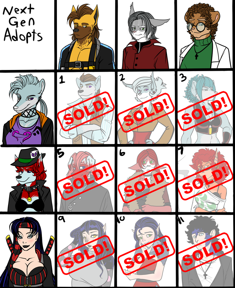 AS breedables sold out by angelamyrose