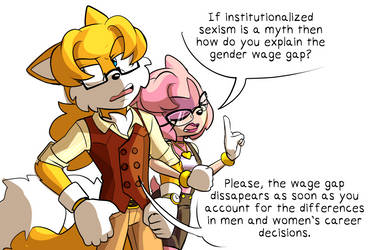 migtow Miles and Amy the feminist