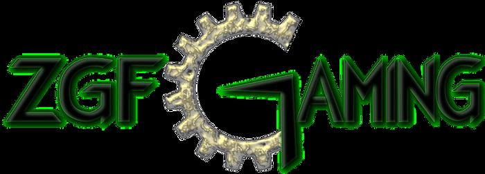 ZGF Gaming Logo