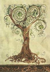 l'arbre des possibles by AzaK