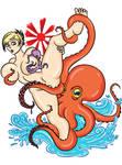 Octopus Tentacle Fun! by ArtistLiquid99