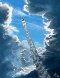 Delta Launch by imDRUNKonTEA