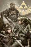 The Legend of Zelda - the Triforce
