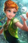 Frozen Fever - Anna