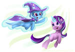 The Great and Powerful Duo