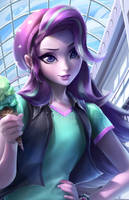 Starlight Glimmer by imDRUNKonTEA