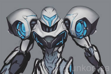 [WIP] Samus Power Suit Redesign by imDRUNKonTEA