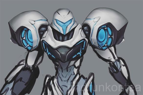 Wip Samus Power Suit Redesign By Imdrunkontea On Deviantart