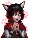 Neko Ruby Rose