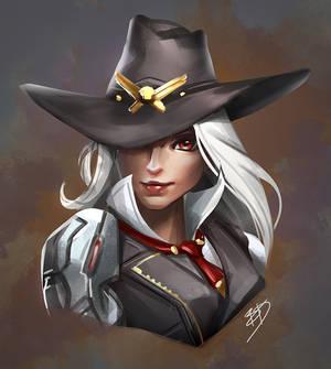 Ashe Portrait