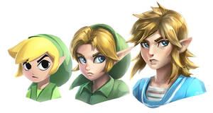SSBU Link Squad