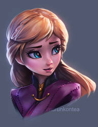 Anna by imDRUNKonTEA