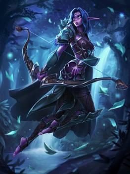 Night Elf Archer