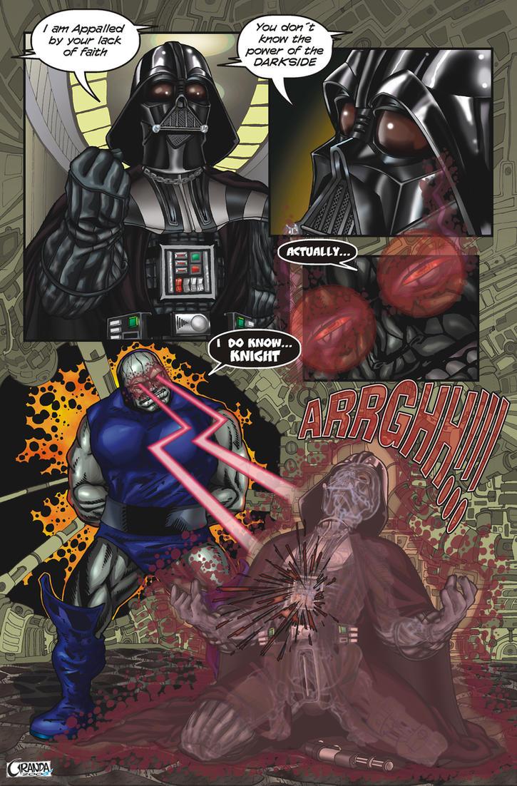 Darkseid-Darth Vader by TheComicFan on DeviantArt