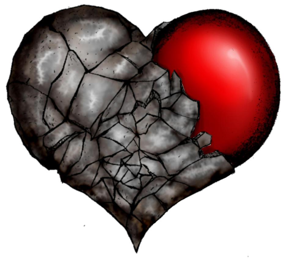 Heart of Stone by KingFranco on DeviantArt