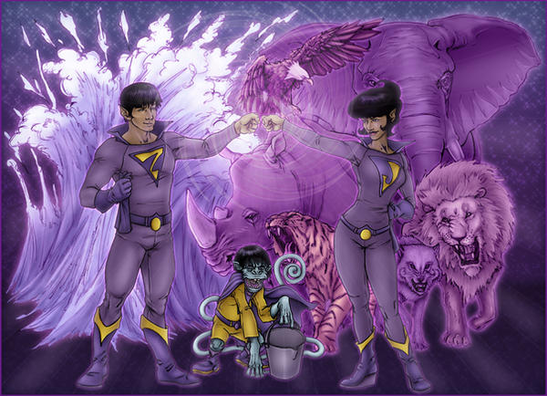 WONDER TWINS FINAL by TheComicFan