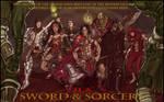 SWORD AND SORCERY JLA