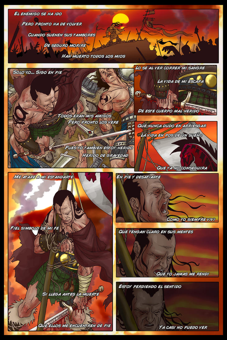Nana PAGINA 01 by TheComicFan